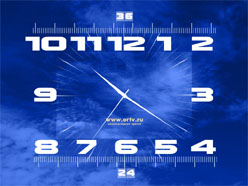 ORT Clock - Часы ОРТ